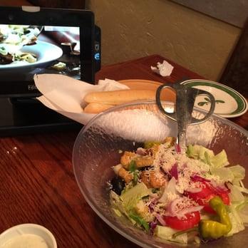 Photo Of Olive Garden Italian Restaurant   Kirkland, WA, United States.  Salad And