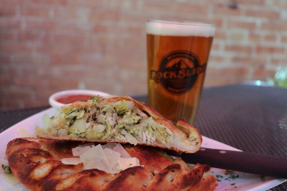 Rockslide Restaurant and Brewery: 401 Main St, Grand Junction, CO