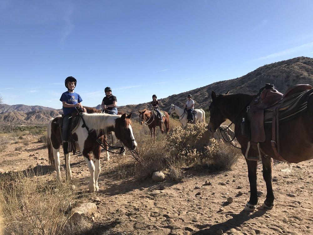Crazy Horse Ranch: 50440 Cheyenne Trl, Morongo Valley, CA