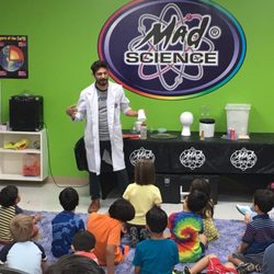 Foto Zu Mad Science Of Houston
