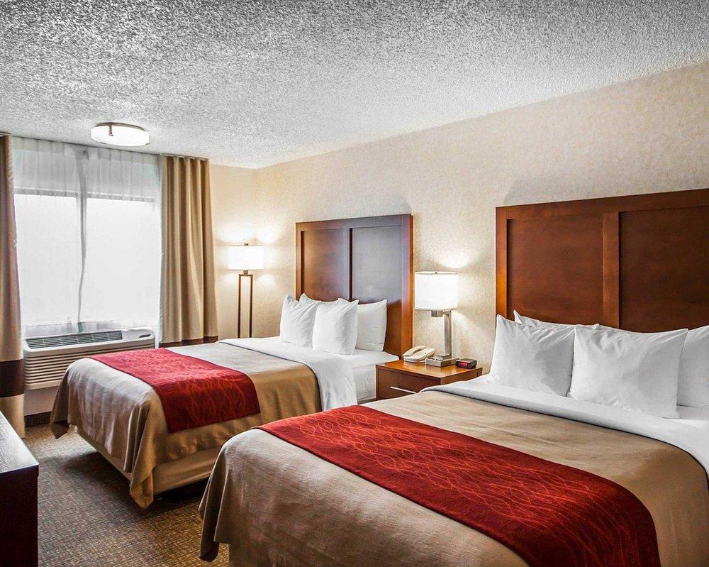 Quality Inn: 1333 Bench Rd, Pocatello, ID
