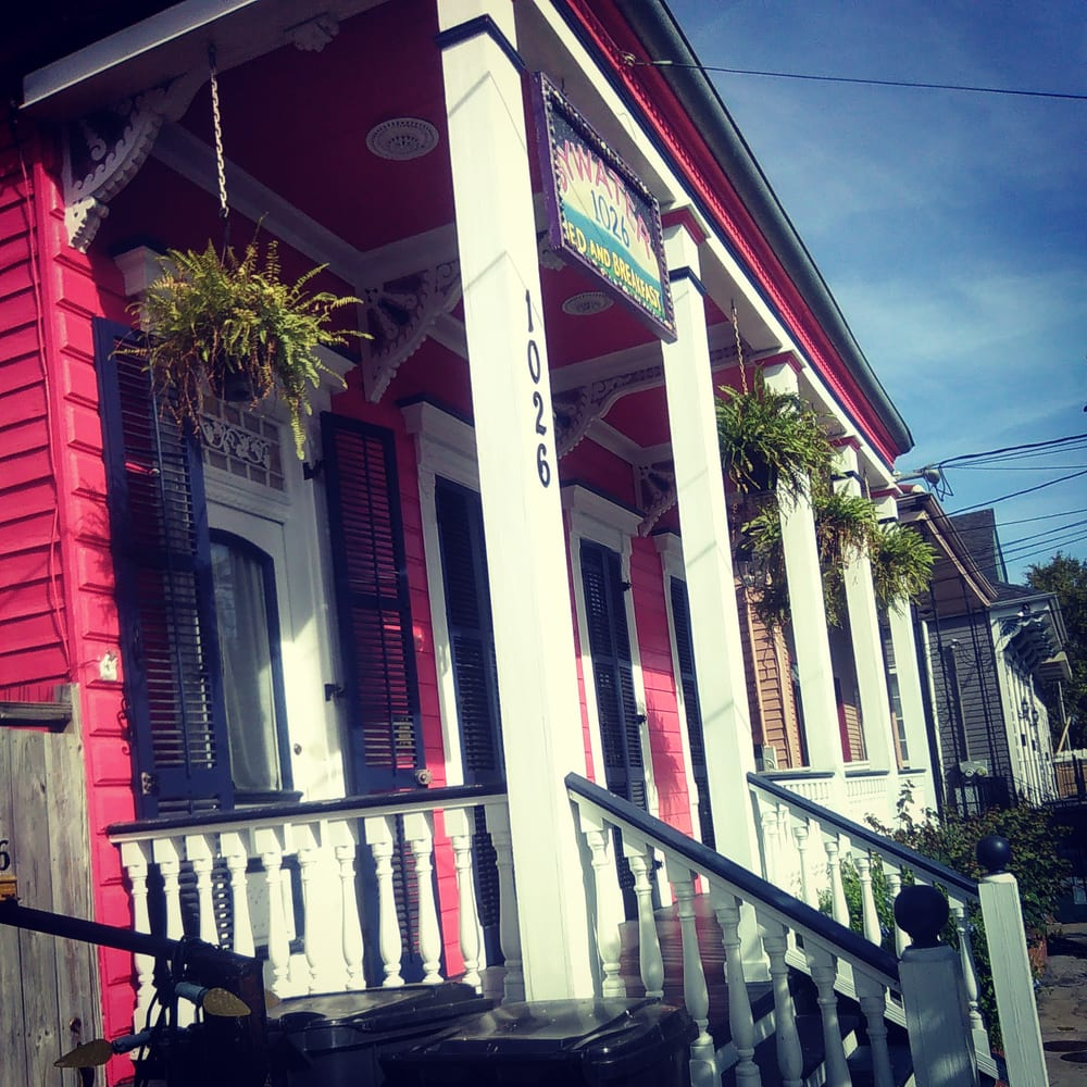 b bed best escape decadent courtyards romantic de a maison of new lgbt orleans breakfast macarty and