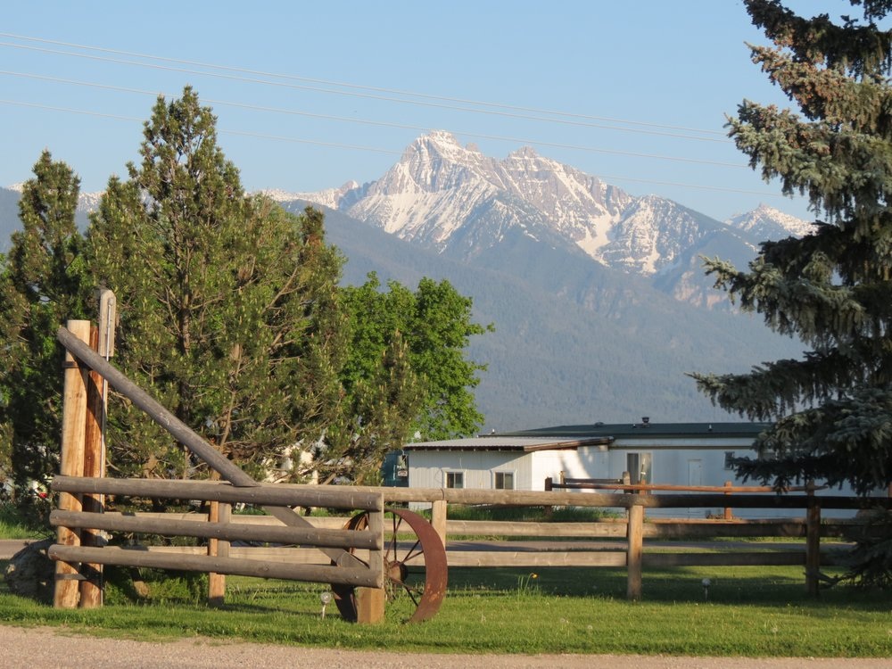 Diamond S RV Park and Campground: 46711 Old US Hwy 93, Ronan, MT