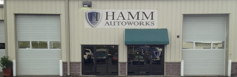 Hamm Autoworks: 4601 NE 78th St, Vancouver, WA