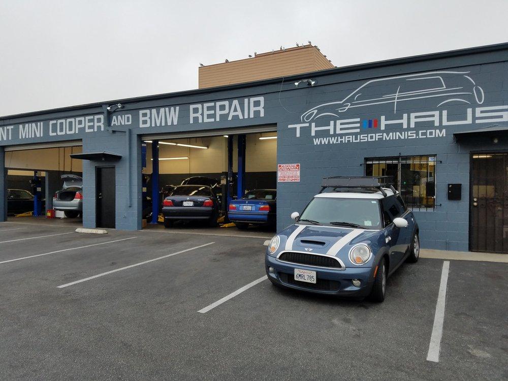 Photo Of The Haus Independent Mini Cooper Bmw Repair Santa Monica Ca