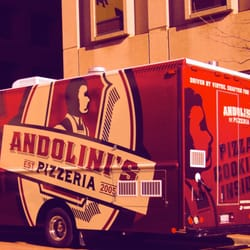Andolini s pizzeria mobile food truck 18 photos food for Andolinis
