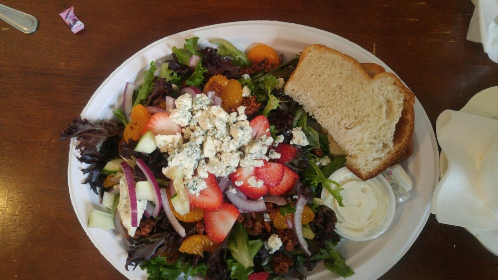 Cafe At Main Street: 125 Settlers Ctr, Taylorsville, KY