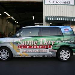 Same Day Auto >> Same Day Auto Service 22 Reviews Auto Repair 16009 Se 106th