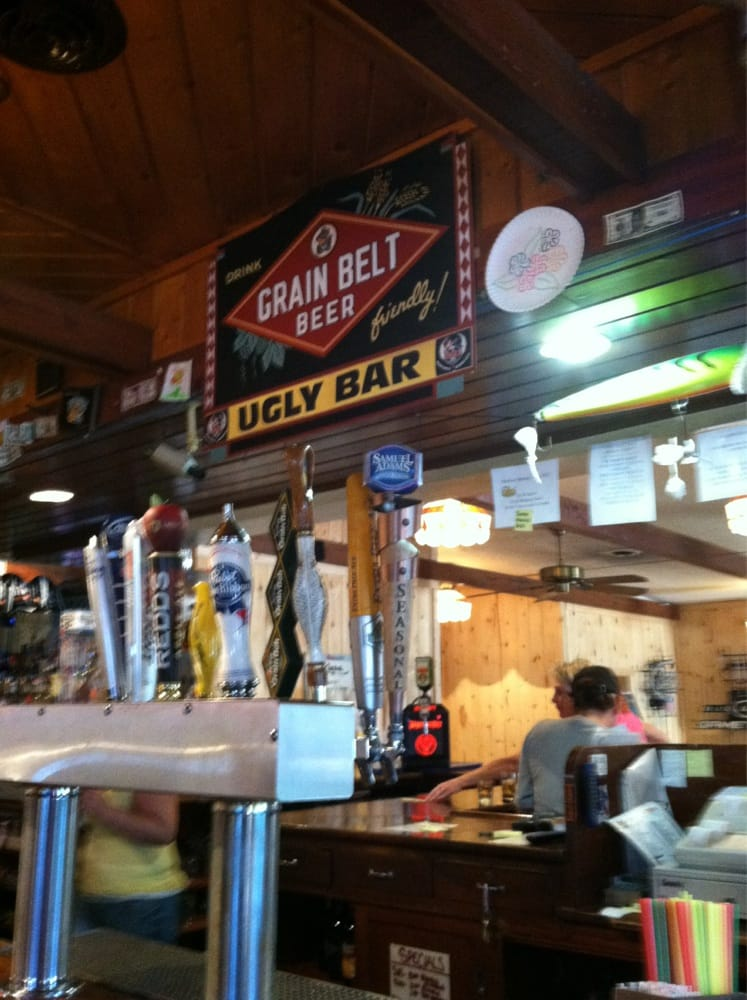 Ugly Bar: 260 Nelson Blvd, Montrose, MN