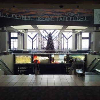 Photo Of Colorado Springs Airport