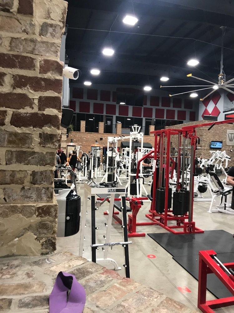 Wilmore Gym: 302 Sutton Bridge Rd, Rainbow City, AL