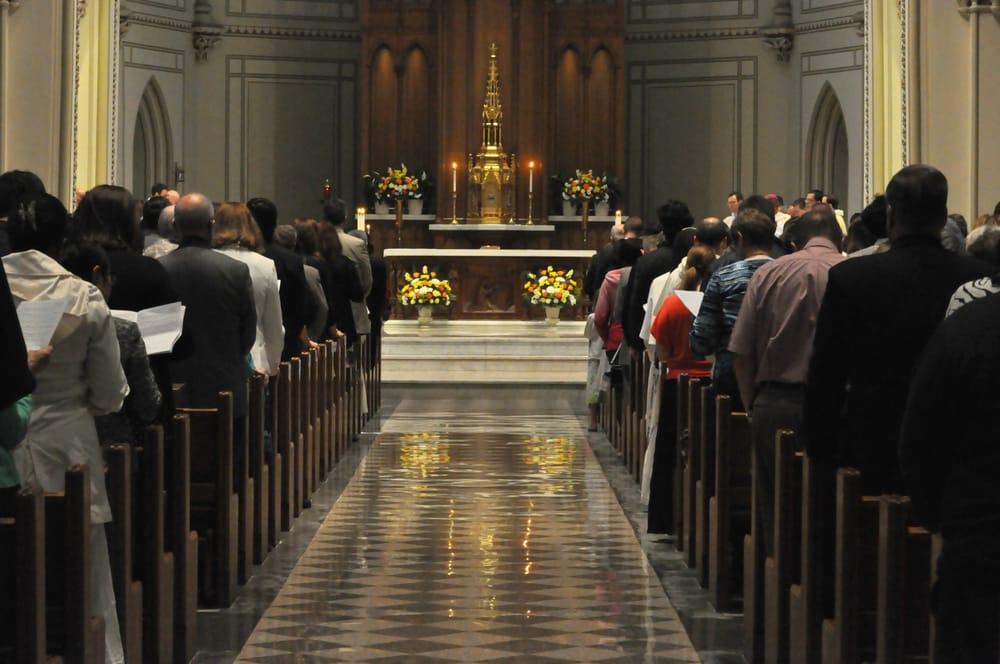 Saint Dominic Parish: 630 E St SW, Washington, DC, DC