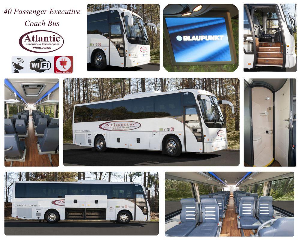 Atlantic Coach & Charter Buses