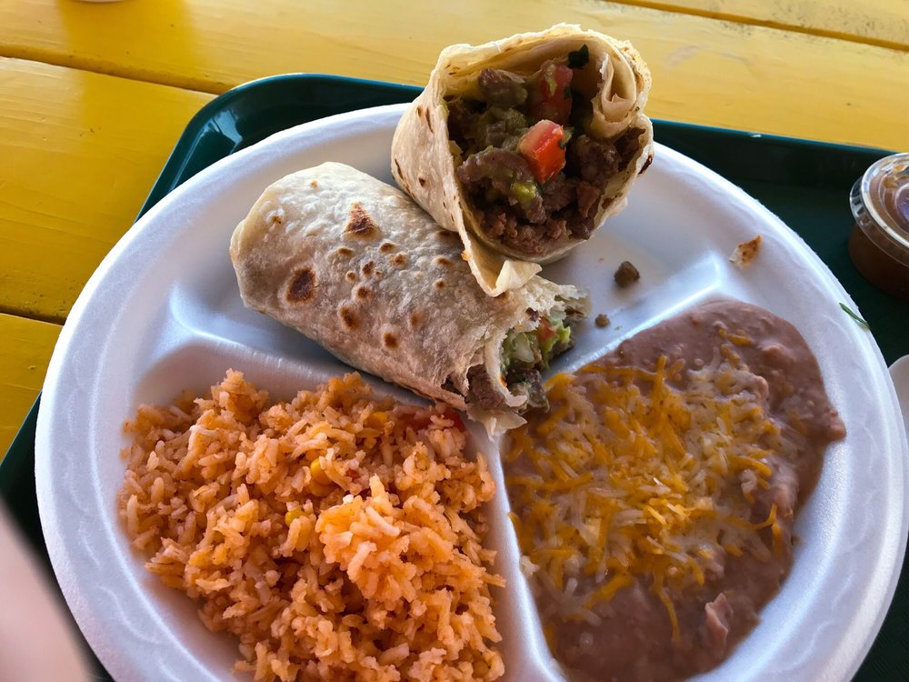 Alfonso's Mexican Food: 430 S Beeline Hwy, Payson, AZ