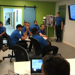 Photo Of The Eco Plumbers Hilliard Oh United States Technician Training Day