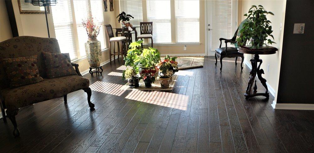 J Wood Flooring