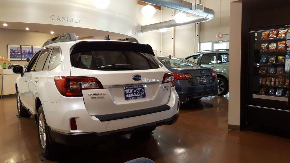 Subaru of Portland Service Center