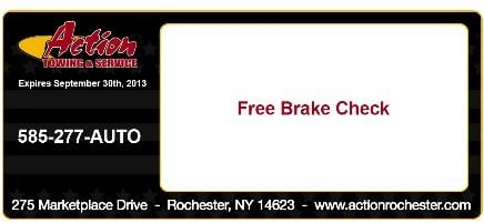 Towing business in Henrietta, NY
