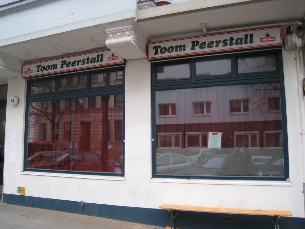 Toom Peerstall Fox-Bliefert - Bars - Clemens-Schultz-Str. 43, St ...