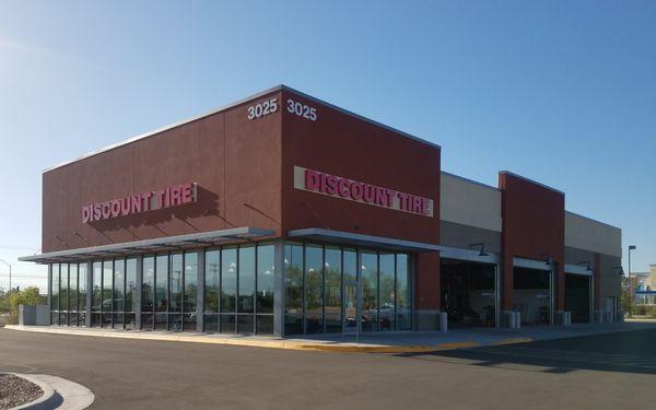 Discount Tire 3025 S Kino Pkwy Tucson Az Tire Dealers Mapquest