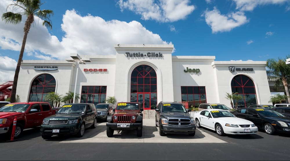 Tustin Chrysler Jeep Dodge >> Photos For Tuttle Click Tustin Chrysler Jeep Dodge Ram Service