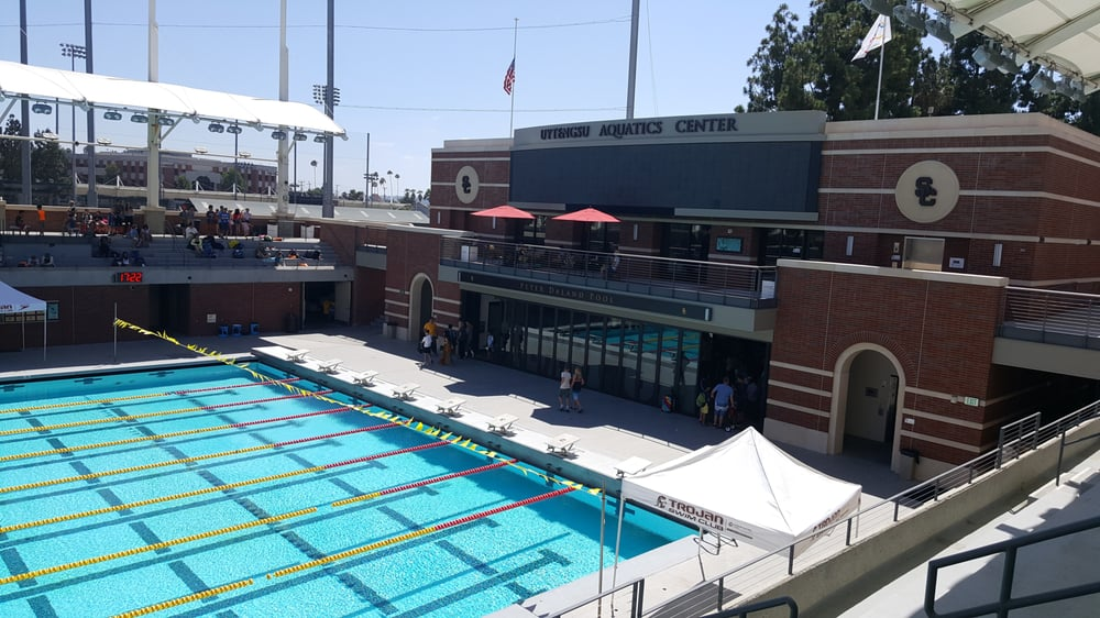 Uytengsu Aquatic Center