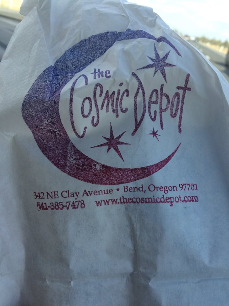 The Cosmic Depot: 342 NE Clay Ave, Bend, OR