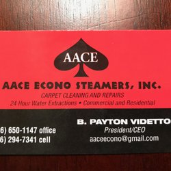 Aace Econo Steamers Carpet Cleaning 257 Bobby Jones Expy