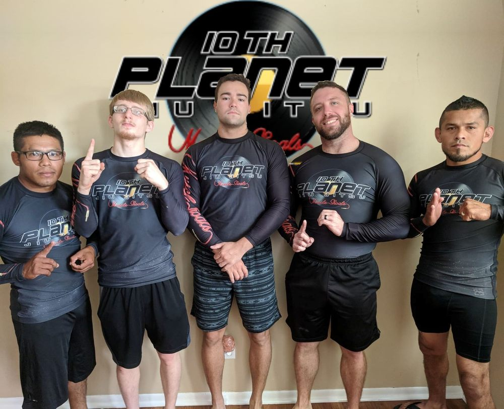 10th Planet Jiu Jitsu Muscle Shoals: 605 Tyler Ave, Muscle Shoals, AL