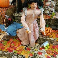 photo of spirit halloween greensboro nc united states she jumps at you