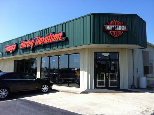 Harley davidson florence sc