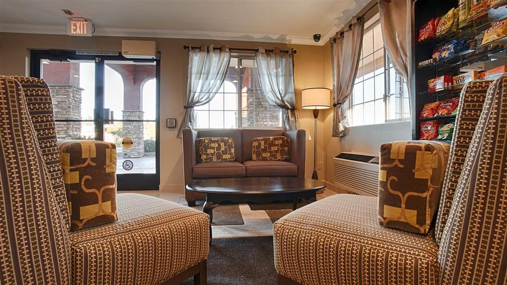 Best Western Willows Inn: 475 N Humboldt Ave, Willows, CA
