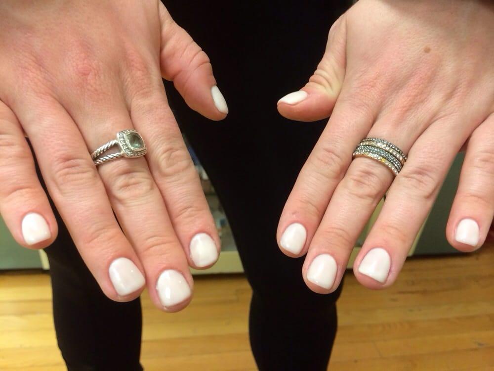 nail salon coloring pages - photo#43