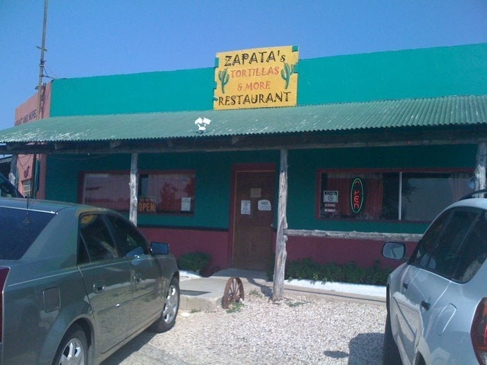 Photo of Zapata Mexican Restaurant - Meridian, TX, United States