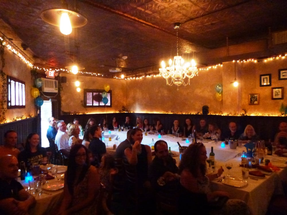 Private party fantastic food and service yelp for Cucina italiana