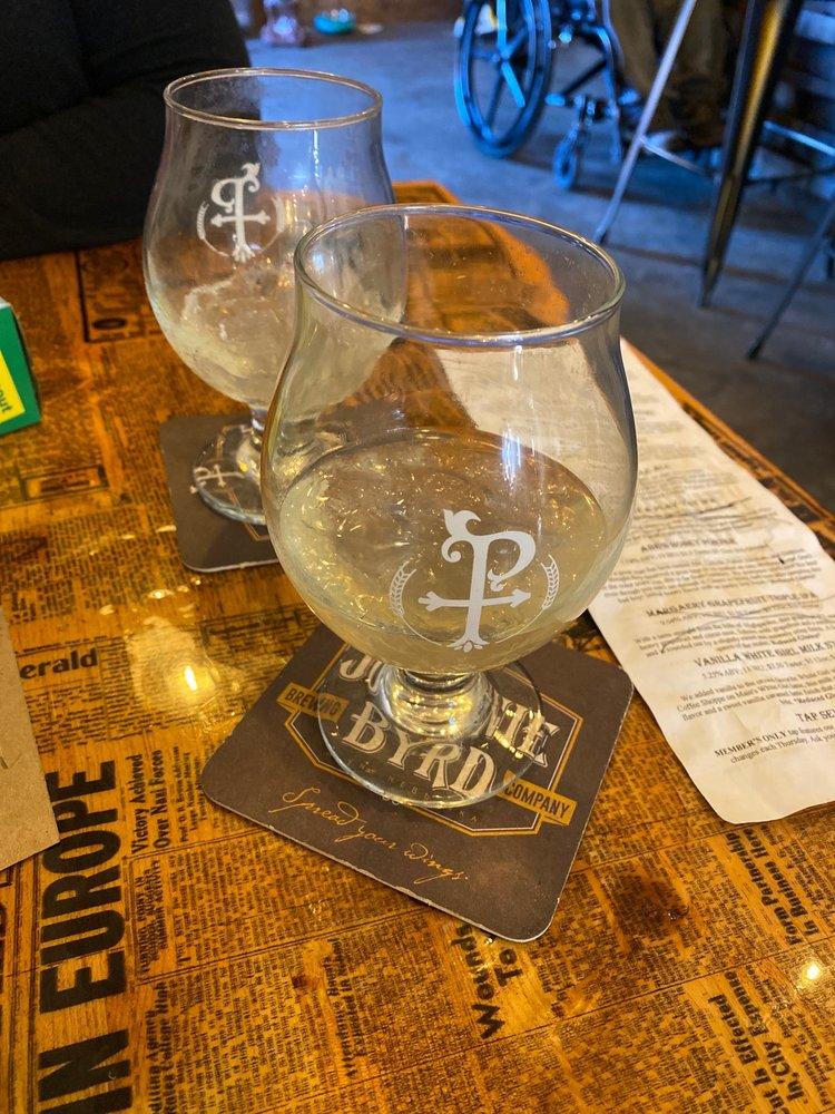 Johnnie Byrd Brewing Company: 121 N Pearl St, Wayne, NE