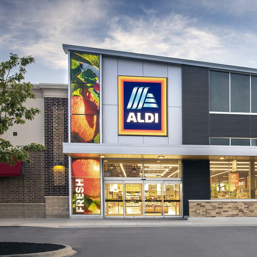 ALDI: 154 W Pin Ln, Morristown, TN