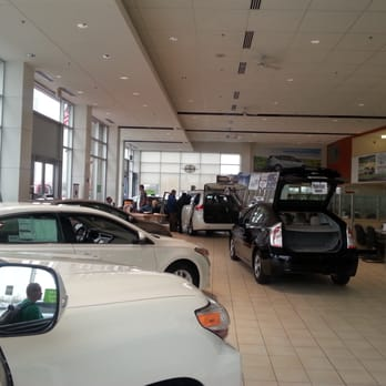 Photo Of Victory Toyota Of Canton   Canton, MI, United States. Showroom