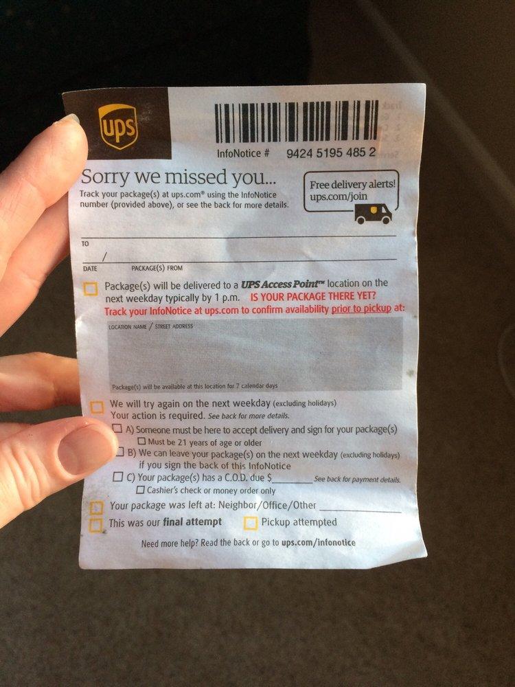 UPS Customer Center - 15 Photos & 84 Reviews - Shipping