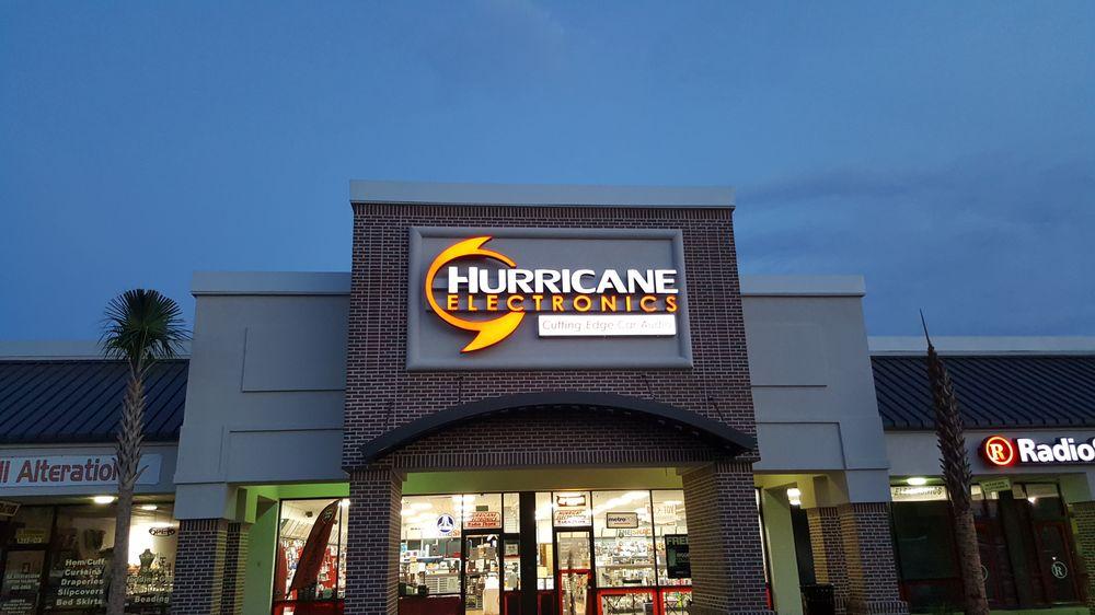 Hurricane Electronics
