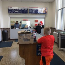 United States Post Office - Post Offices - 305 S Market St, Troy, OH ...