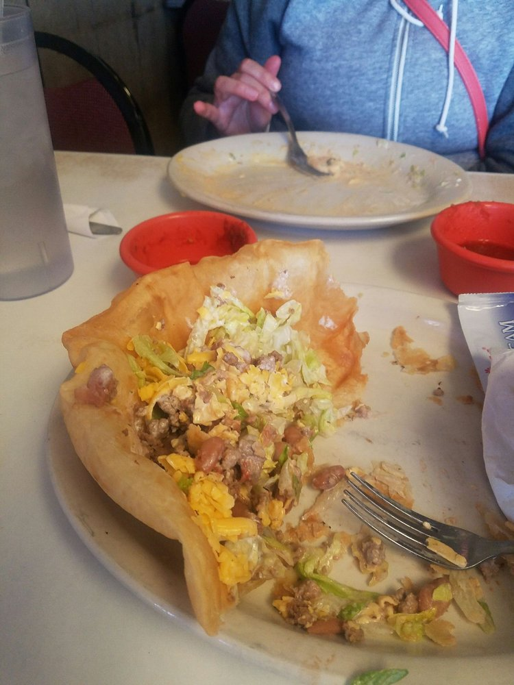 El Rancho Restaurant: Cactus, TX