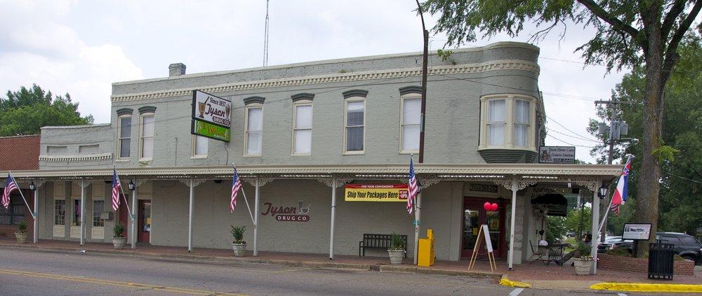 Tyson Drug: 145 E Van Dorn Ave, Holly Springs, MS