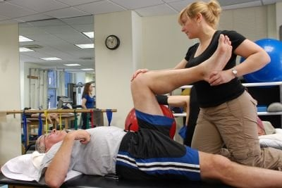 Lower Manhattan Physical Therapy & Sports Rehab: 40 Exchange Pl, New York, NY