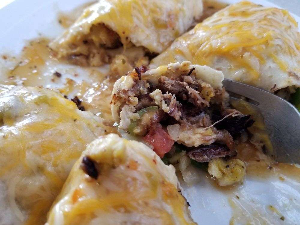 Happy Burrito: 695 Palmer Ave, Bennett, CO