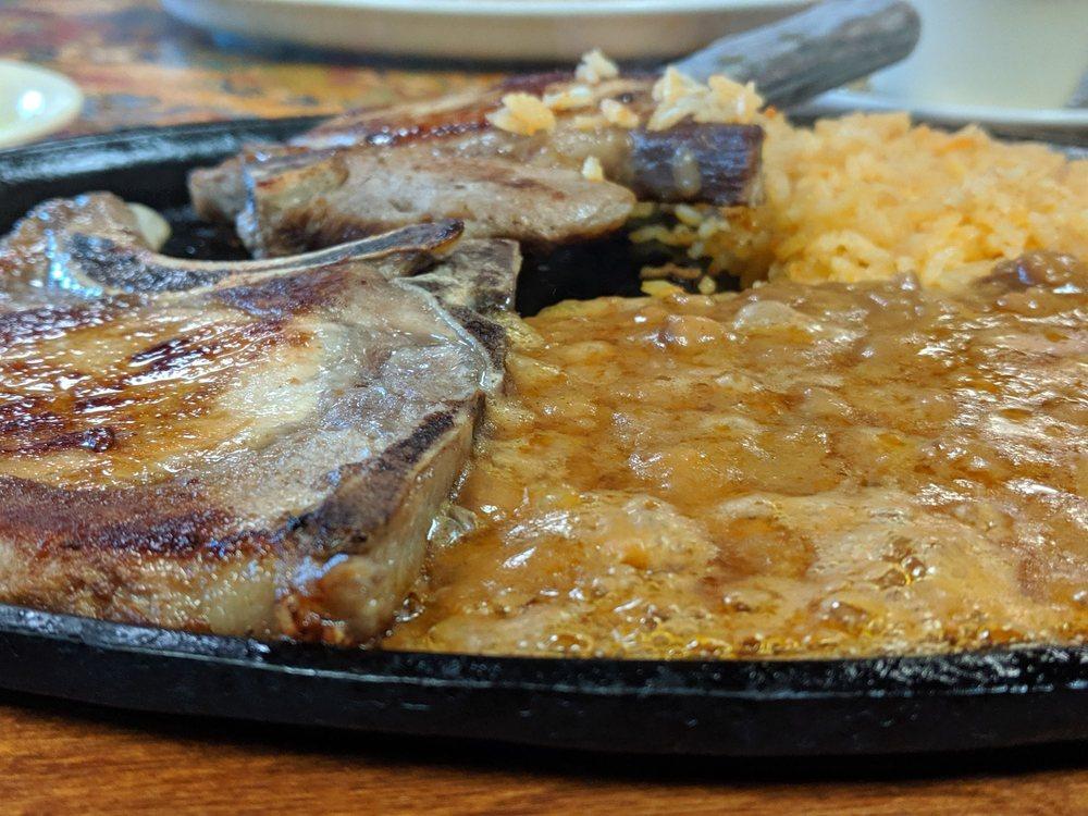 El Ranchero Mexican Restaurant: 308 W Main St, La Porte, TX