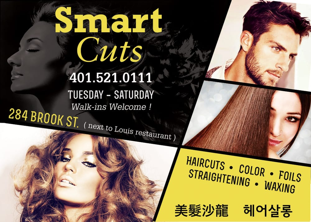 Smart Cuts 25 Reviews Hair Salons 284 Brook St College Hill