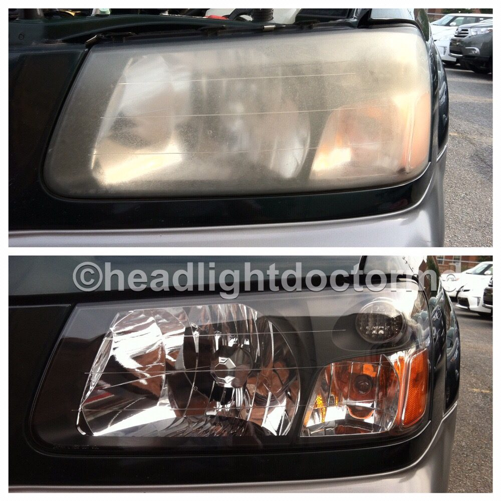 Headlight Doctor: Annapolis, MD