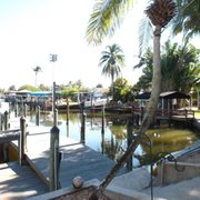 Photo Of Dolphin Inn Fort Myers Beach Fl United States Bay Side