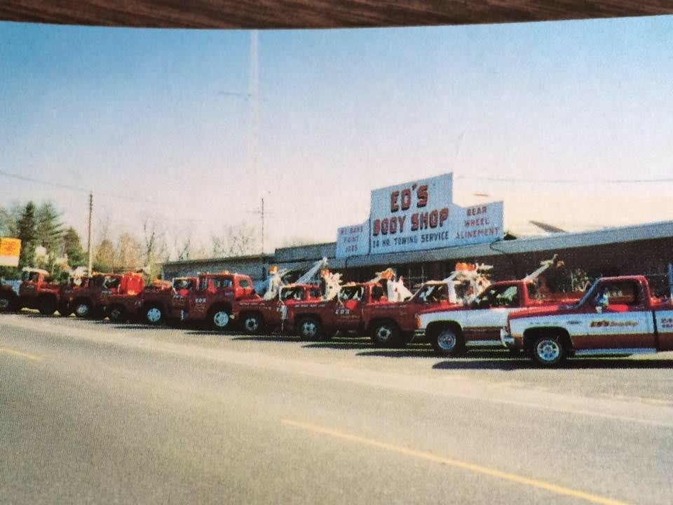 Towing business in Commercial, NJ